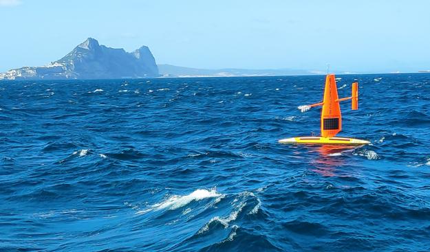 Contribución de la Universidad de Cádiz a la misión Saildrone: Cruzando el Estrecho de Gibraltar