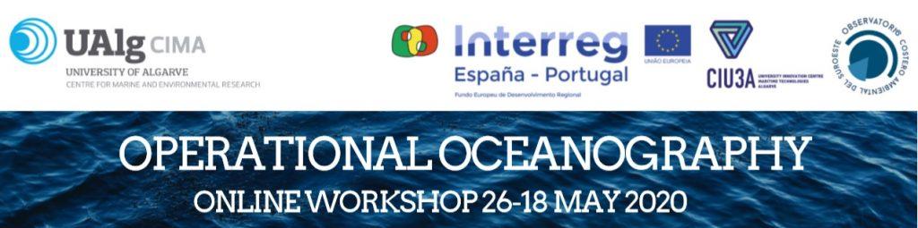 OPERATIONAL OCEANOGRAPHY online workshop
